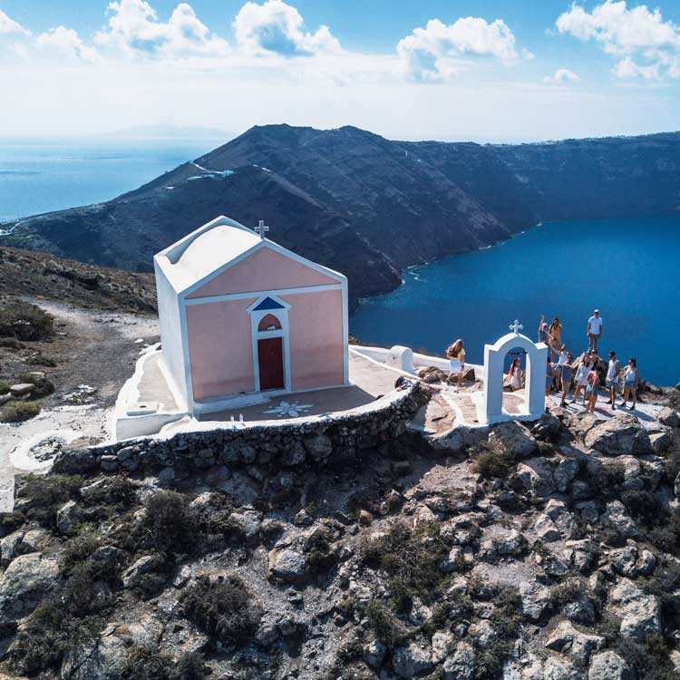 Greek Island Hopping Tour   Med Experience